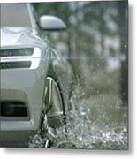Volvo Xc Coupe Concept Metal Print