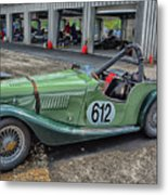 Vrg Morgan 612 Metal Print