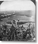 W W I: Battle Of Verdun Metal Print