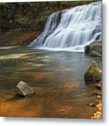 Wadsworth Falls Metal Print