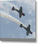 Wafb 09 Yak 52 Aerostar 7 Metal Print