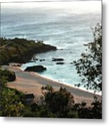Waimea Bay Metal Print