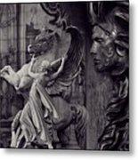 Waiting For Alexander - Heroes And Gods - Violet  Metal Print