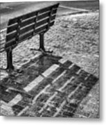 Waiting For Proposal Metal Print