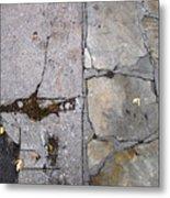 Walkways Metal Print