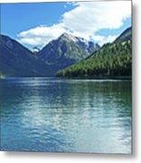 Wallowa Lake Oregon Metal Print