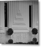 Walls And Windows Metal Print
