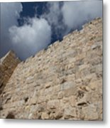 Walls Of Jerusalem Metal Print
