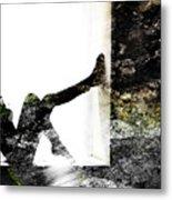 Walls Walks Metal Print