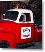Wallys Service Truck Metal Print