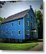 Walnford Mill Metal Print