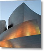 Walt Disney Concert Hall 19 Metal Print