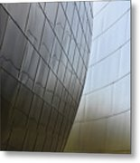 Walt Disney Concert Hall 4 Metal Print