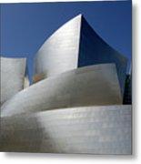 Walt Disney Concert Hall 45 Metal Print