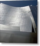 Walt Disney Concert Hall 48 Metal Print