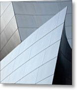 Walt Disney Concert Hall 9 Metal Print