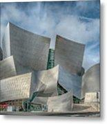 Walt Disney Concert Hall La Ca 7r2_dsc3465_17-01-17 Metal Print