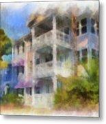 Walt Disney World Old Key West Resort Villas Pa 01 Metal Print