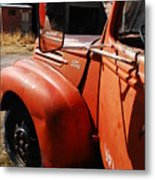 Want To Drive My Truck Metal Print
