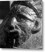 War Face Metal Print