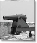 War Gun Metal Print