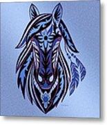 War Horse 3 Metal Print