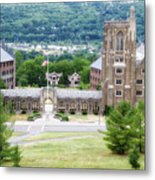 War Memorial Lyon Hall Cornell University Ithaca New York 01 Metal Print