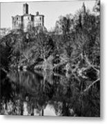 Warkworth Castle Metal Print