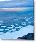 Warming Waters 2 Metal Print