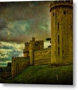 Warwick Castle Metal Print by Chris Lord