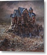 Washed In The Waters Metal Print