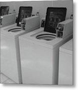 Washers Metal Print