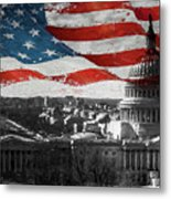 Washington Dc 56t Metal Print