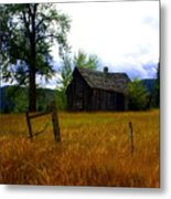 Washington Homestead Metal Print