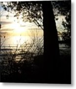 Washington Island Morning 1 Metal Print