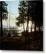 Washington Island Morning 3 Metal Print