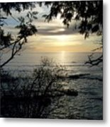 Washington Island Morning 4 Metal Print