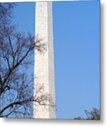 Washington Monument Metal Print