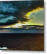 Washington Sunset Metal Print