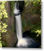 Washington Waterfall Metal Print