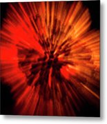 Wasp Nest Asteroid Two Metal Print