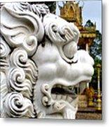 Wat Krom 29 Metal Print