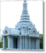 Wat Krom 35 Metal Print