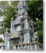 Wat Krom 37 Metal Print