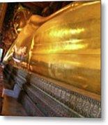 Wat Po Bangkok Thailand 32 Metal Print