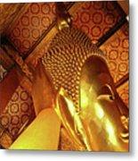 Wat Po Bangkok Thailand 34 Metal Print