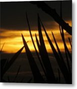 Watch More Sunsets Metal Print