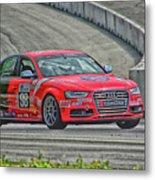 Watch Out Audi  Metal Print