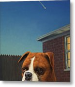 Watchdog Metal Print