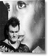Watching Over You Craig 2 Metal Print